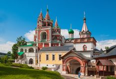 Savvino Storozhevsky Monastery Royalty Free Stock Photos