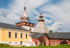 Savvino Storozhevsky Monastery Royalty Free Stock Photos