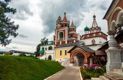 Savvino-Storozhevsky Monastery.  Stock Photos