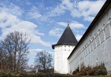 Savvino-Storozhevsky monastery Royalty Free Stock Images