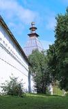 Savvino-Storozhevsky Monastery in Zvenigorod Royalty Free Stock Photos