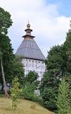 Savvino-Storozhevsky Monastery in Zvenigorod Royalty Free Stock Photo