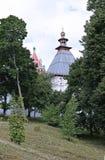 Savvino-Storozhevsky Monastery in Zvenigorod Stock Photos
