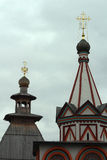 The Savvino-Storozhevsky Monastery in Zvenigorod Royalty Free Stock Photography