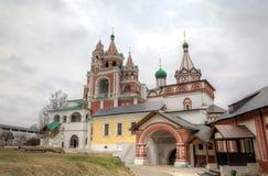 Savvino-Storozhevsky monastery. Zvenigorod, Russia. Stock Photos