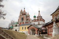 Savvino-Storozhevsky monastery. Zvenigorod, Russia. Stock Photo