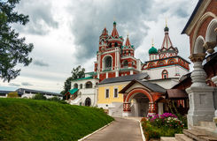 Savvino-Storozhevskykloster Stockfotos