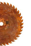 Saw blade Stock Photography