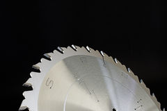 Saw blade Royalty Free Stock Photos