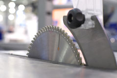 Saw blade Stock Images