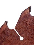 Saw blade Royalty Free Stock Photography