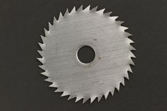 Saw blade Royalty Free Stock Images