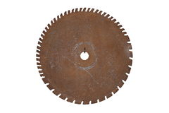 Saw blade Royalty Free Stock Image