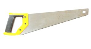 The saw Stock Photography