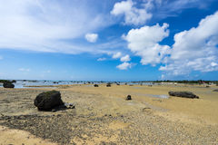 Sawada plaża Sawada żadny Hama Obrazy Stock