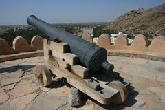 Sawadi Fort Stock Image