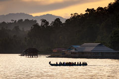 Sawai Village, Indonesia Stock Photography