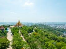 Sawan Stadt Nakorn scape lizenzfreie stockfotos