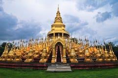 Sawang-Boon Temple Stock Images
