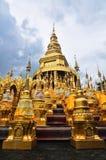 Sawang-Boon Temple Stock Image