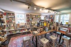 SAWANNA, dziąsła - KWIECIEŃ 2, 2018: Wiórkarka księgarzi są sławnym okrzyki niezadowolenia obraz stock