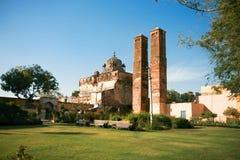 Free Sawar Bhado Pillars. Orchha, India Stock Images - 25851534