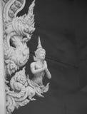 Sawasdee, adoração na cultura tailandesa Fotos de Stock