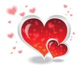 Sawasdee valentine Stock Photo