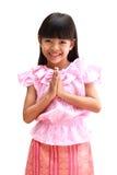 Sawatdee Royalty Free Stock Images