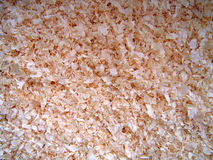 Sawdust. Background image Royalty Free Stock Images