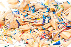 Sawdust Royalty Free Stock Photography