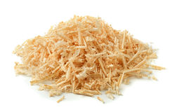 Sawdust and shavings Stock Photos