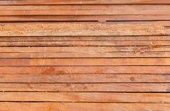 Sawed Timber. Pile of Teak sawed timber Stock Photo