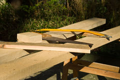 sawing Стоковое Изображение
