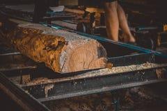 sawmill  imagem de stock royalty free