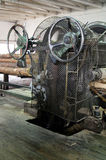 In a sawmill Stock Images