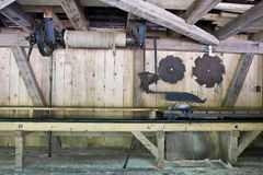 Sawmill Royalty Free Stock Images