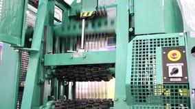 Sawmill equipment stock video