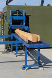Sawmill Royalty Free Stock Photography