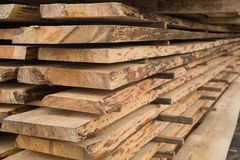 Sawmill, wood processing, timber drying, timber harvesting Stock Photography