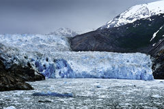 Sawyer Glacier Royalty Free Stock Images