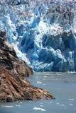 Sawyer Glacier, Alaska Stock Image