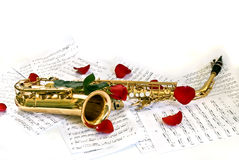 Sax Stock Photography