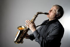 Sax royalty free stock images