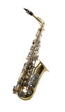 Sax musical instrument Stock Photography