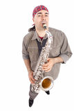 Sax2 Stock Photography