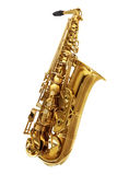 Saxaphone royalty free stock images