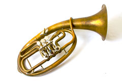 Saxhorn Royalty Free Stock Photos