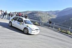 Saxo VTS Rally sport car Royalty Free Stock Images