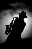 Saxofón Fotos de archivo